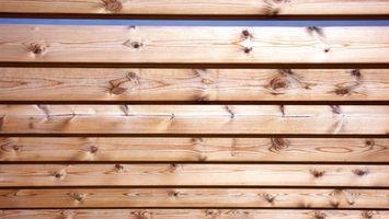 Estilos de decoración para un techo de madera