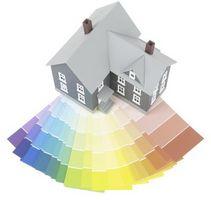 Cómo hacer un cuarto sin ventanas brillantes con pintura
