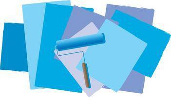 ¿Cómo elegir pintura rodillo cubiertas