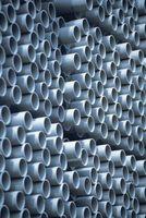 Proyectos de casa de tubo de PVC