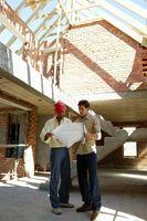 Proceso de la estructura de una casa
