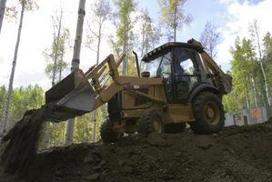 Diferencia entre una excavadora y una retroexcavadora