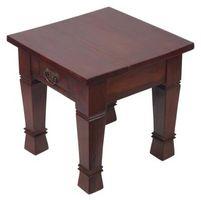 Cómo hacer una mesa auxiliar en un asiento amortiguado