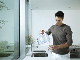 Filtros de agua que eliminan el aluminio