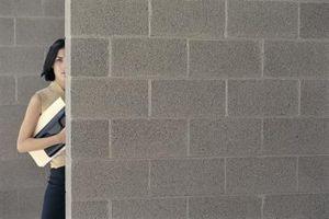 Ideas de pared de bloque de hormigón