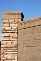 Cómo conectar el techo a pared bloques de hormigón