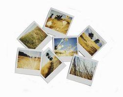 Cómo hacer una cortina de ducha de bolsillo de fotografía