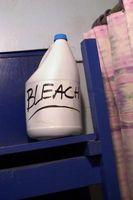 Cómo usar Clorox en su lavadora a presión