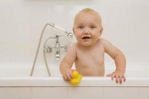 Ideas sobre cómo hacer un Jack y Jill baño para niños