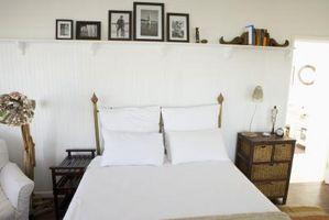 Cómo decorar tu dormitorio con estantes