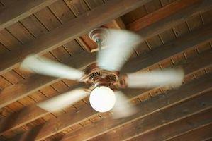 Opciones para la iluminación de un techo de vigas