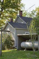 Propano Vs aceite térmico para el hogar