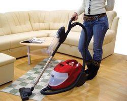 ¿Cómo limpiar los accesorios de vacío