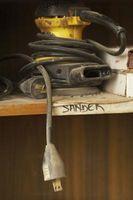 Cómo lijar madera medidas