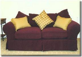Cómo hacer cojines de sofá DIY
