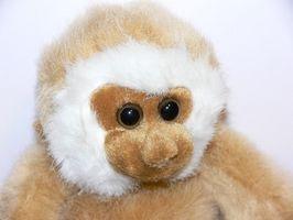 Ideas para la habitación de un niño mono temática