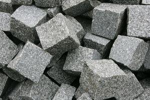 Herramientas para cortar baldosas de granito