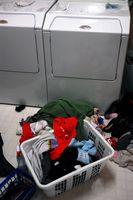 Dimensiones de la habitación de lavandería estándar