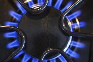 Sustitución de termopar en una estufa de Gas