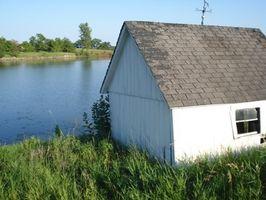Ideas de decoración de casa del lago