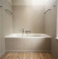 Cómo instalar Hardibacker en una pared del baño