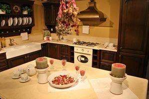 Ideas para una cocina Toscana