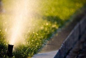 Cómo construir una aspersión de fertilizante en línea