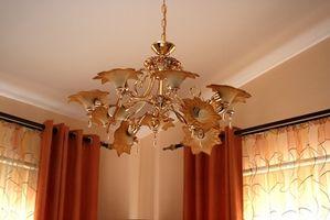 ¿Cómo seleccionar el tamaño correcto de la lámpara