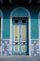 Pintura Panel puertas de diferentes colores