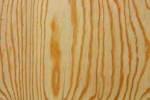 Tipos de capas de madera contrachapada