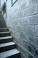 Cómo reparar paredes de hormigón interiores