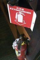Normas de extintores portátiles