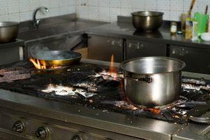 ¿Lo que califica una cocina como comercial?