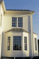 Barra de cortina del ventanal caseros