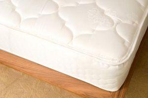 Cómo fijar impresiones corporales en un colchón
