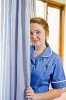Cómo hacer paneles de cortina forrada con ojales