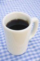 Indicaciones para una estufa superior cafetera cafetera