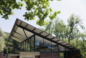 Ideas de pintura exterior para casas contemporáneas