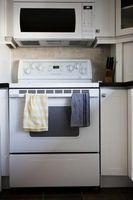 Instrucciones de limpieza para hornos de Kenmore