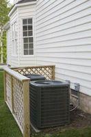 Cómo calcular la capacidad HVAC