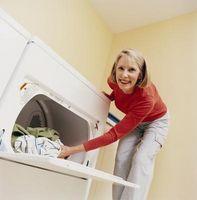 Cómo instalar un elemento de calefacción en una ropa secadora