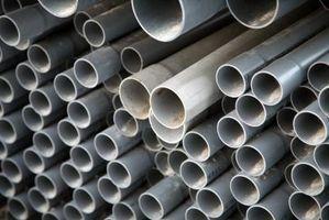 Bajo costo tipos de tubo de PVC