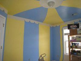 Cómo decorar y pintar la habitación de un niño