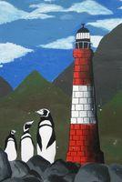 Pintar murales infantiles