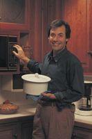 Cómo desmontar un horno de microondas