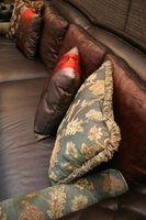 ¿Es el cuero del lleno-grano la mejor para los sofás?