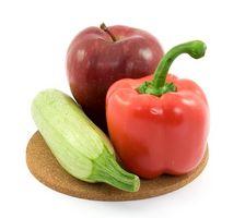 Cómo secar frutas y verduras con un deshidratador