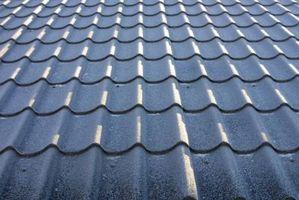 Técnicas del material para techos