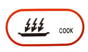 ¿Qué hace que un plato de microondas seguro?
