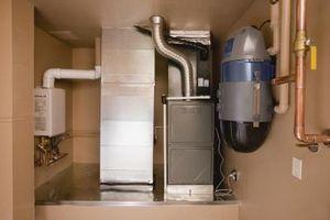 Tipos de tubos para una chimenea de Gas